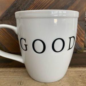 Ceramic XL Good Morning Mug
